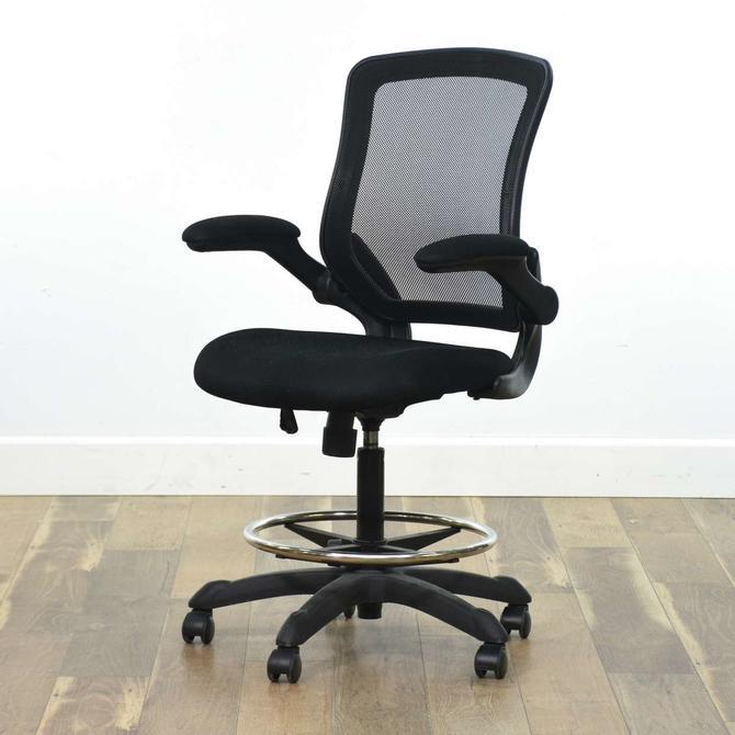 Black Modern Ergonomic Office Chair