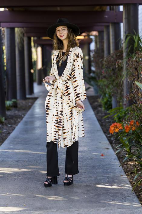 Cinders Koi Kimono by jennafergrace