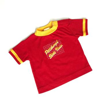 70's Pittsburgh State University Baby Infant Tee by NoteworthyGarments