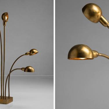 Hydra Lamp by Pierre Folie