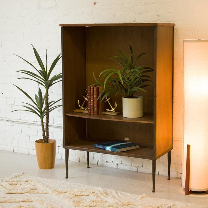 1960's Wood Shelf