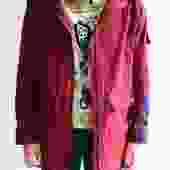Jil Sander NAVY Raincoat, Size 36