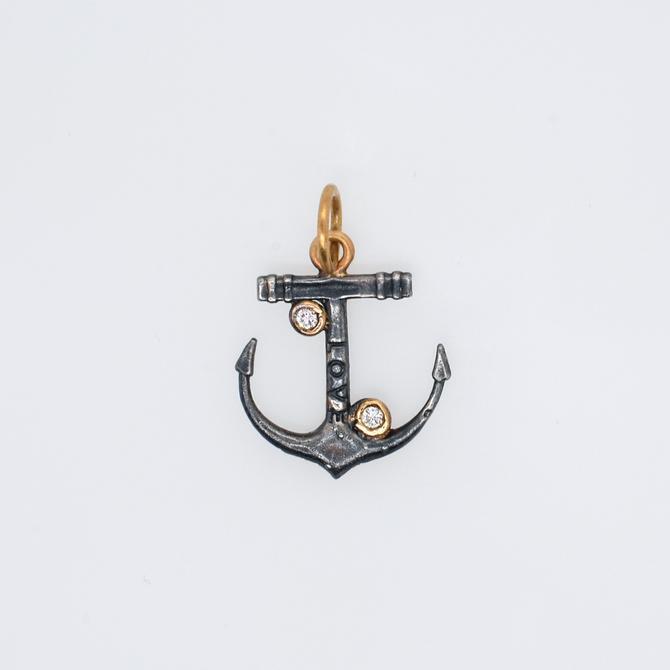 Anchored Love Charm