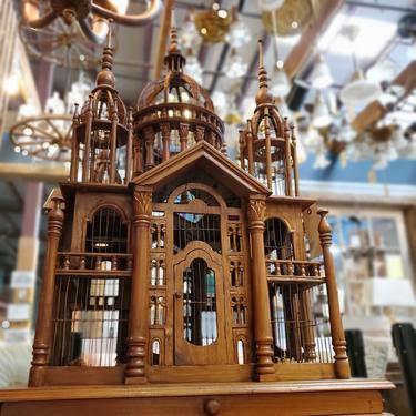 Elaborate Victorian Style Birdhouse
