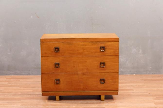 Cavalier Mid Century Cedar-Lined 3-Drawer Dresser