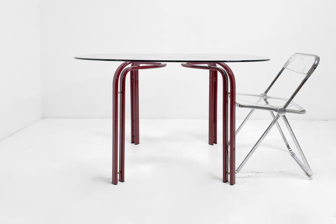 Tubular Dining Table by BetsuStudio