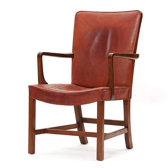 High Back Barcelona Chair