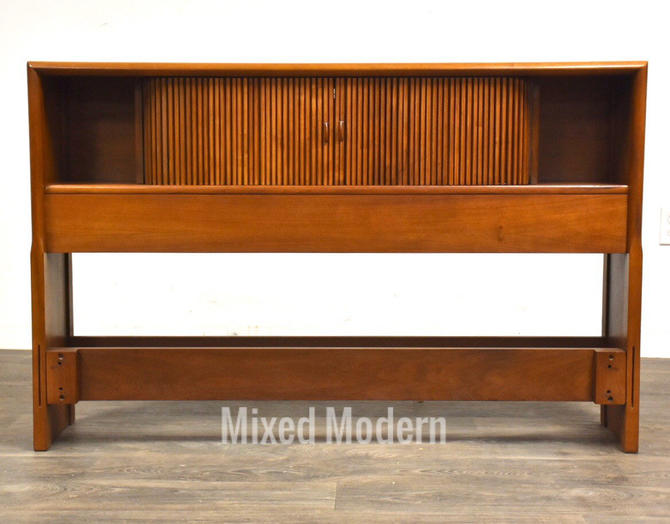 Drexel Parallel Walnut Full Headboard by mixedmodern1