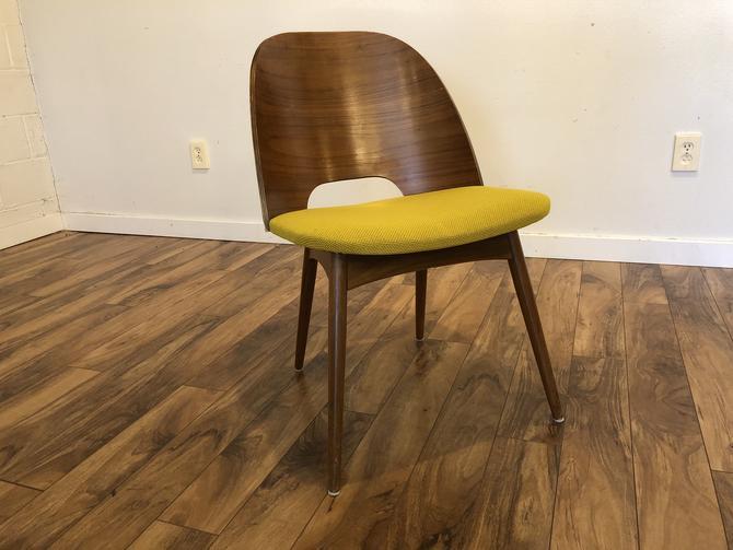 Mid Century Bent Wood Chair