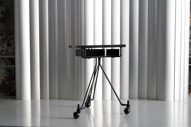 IBM Rolling Table by Elliot Noyes