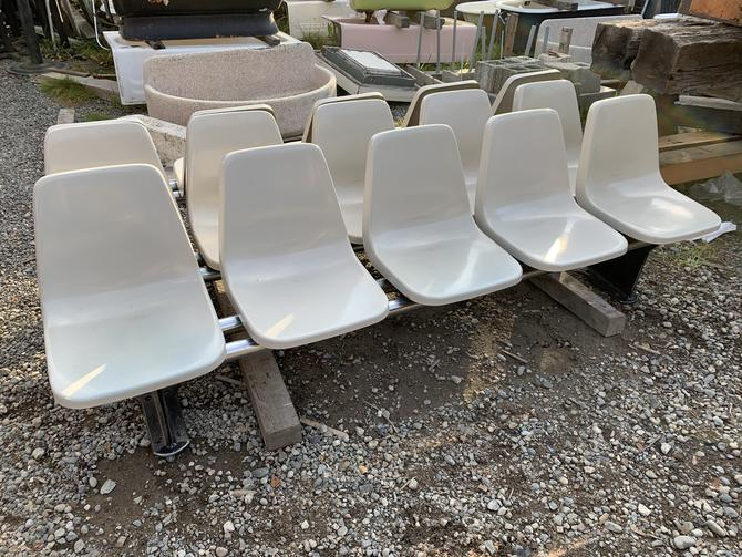 Bowling Alley Seating  8ft sections