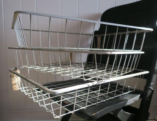 Wire storage baskets - $16 each