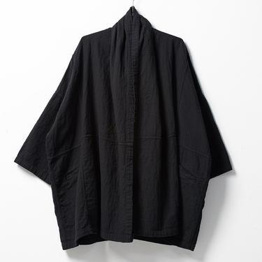 Haori Coat - Black