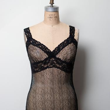 1990s Fishnet Dress | Betsey Johnson by FemaleHysteria