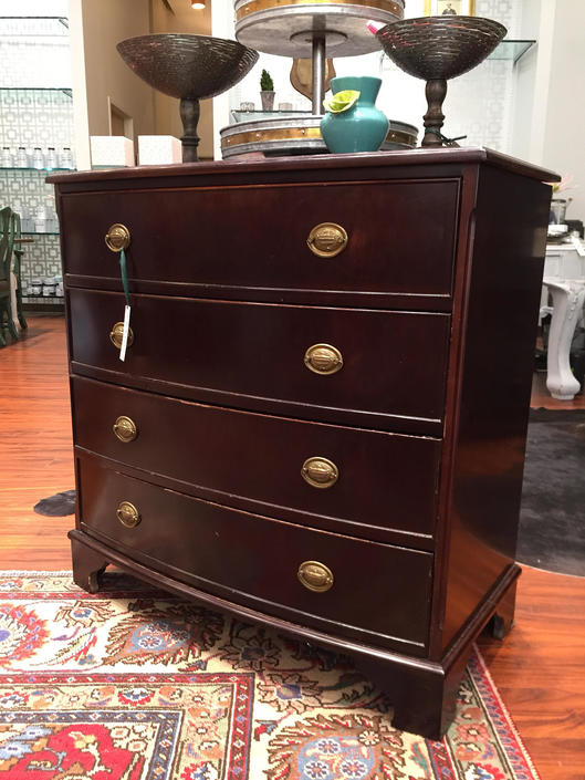 Four Drawer Dresser w/Urn Pulls #334 by StylishPatina