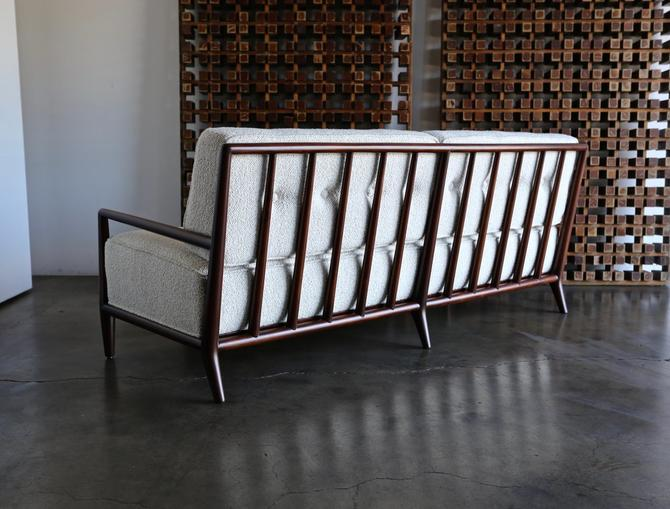 T.H. Robsjohn-Gibbings Sofa for Widdicomb, circa 1955
