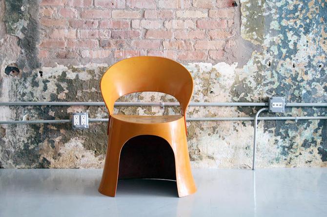 Original Fiberglass Chair by Nanna Ditzel