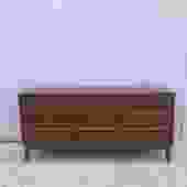 Mid Century Modern Lowboy 9 Drawer Dresser