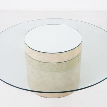 Mirrored Sculptural Coffee Table by BetsuStudio
