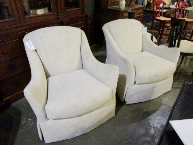 BRAND NEW PAIR OF WILLIAM DOUGLAS OCCASIONAL CHAIRS PRICED SEPARATELY