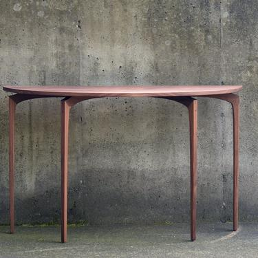 Modern Demilune Entryway Console Table by MarcoBogazziStore