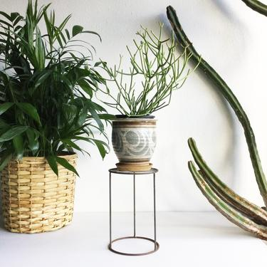 """New Metal Plant Stand 8"""" x 12"""""""
