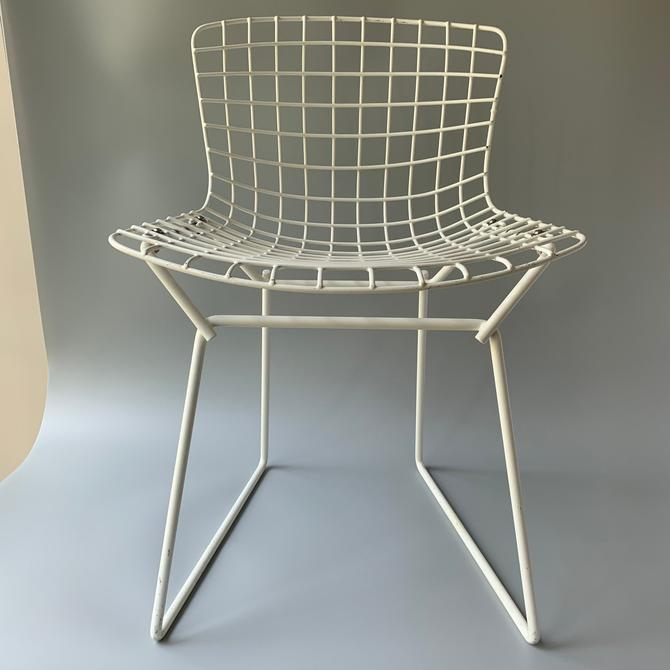 Vintage Harry Bertoia Child's Side Chair (Medium) by HomeAnthology