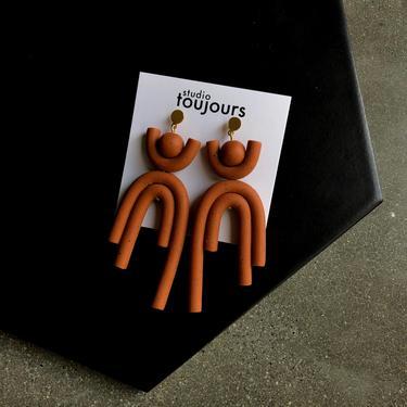 Rotation Earrings