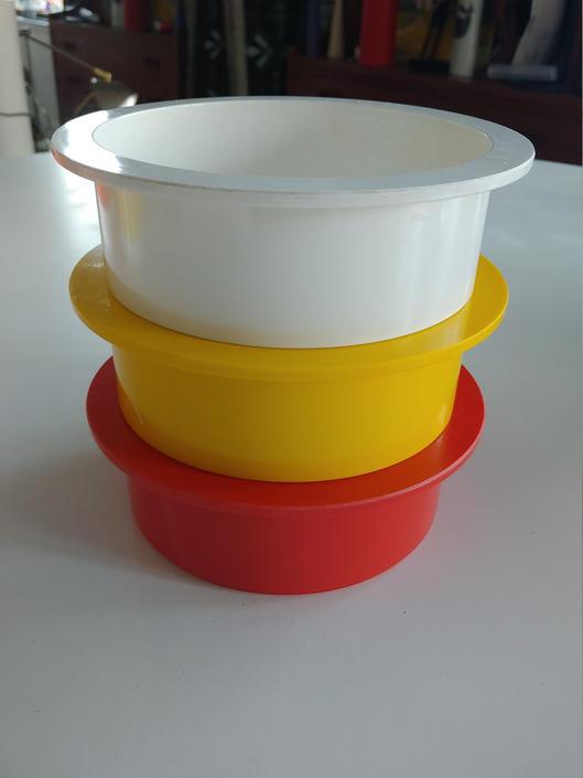 Dansk Melamine Stackable Bowls Designed by Gunnar Cyren - Set of 3 by ModandOzzie