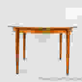 Danish Teak Dining Table by Arne Vodder for Sibast