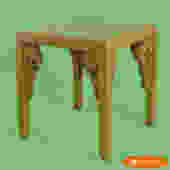 Gampell Stoll Elephant End Table