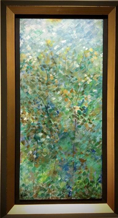 'Spring' original painting