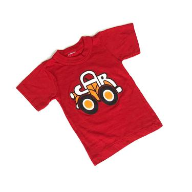 80's Vintage Retro Car Infant Tee by NoteworthyGarments