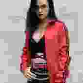 Adidas Cherry Bomb Jacket