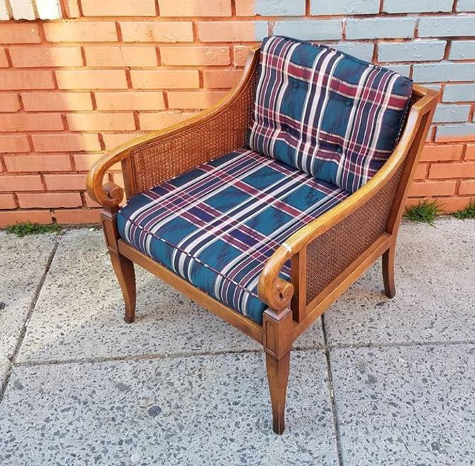 SOLD.                    Club Chair, one of 2. $123 each.
