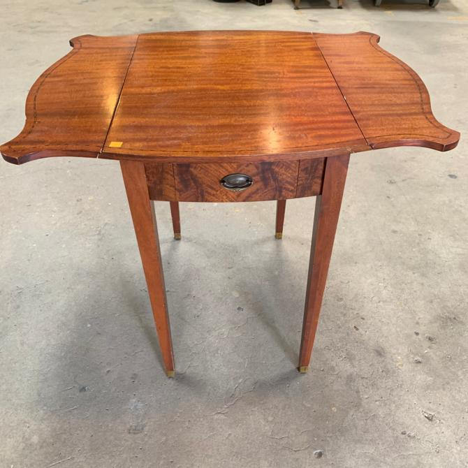 Mid-century Small Drop Leaf Table by J.B.VanSciver Co.