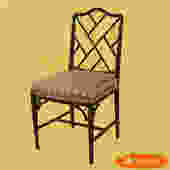 Single Chippendale Chair