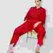Passion Red Ren Jumpsuit