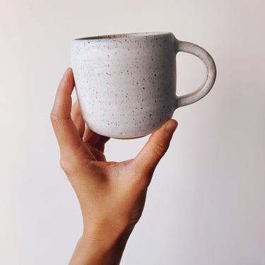 Chalet Mug // handmade ceramic pottery by mammothandminnow