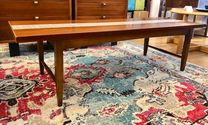 Lane 'Monte Carlo' Coffee Table and End Tables