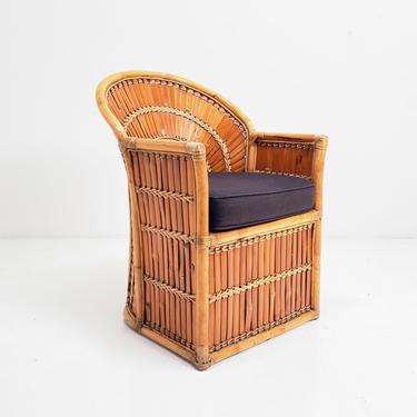 Rattan Chair by BetsuStudio