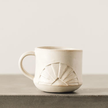 Ayame Cream Sunrise Mug