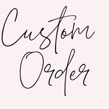 Custom Order for Dan by VintageChicVa
