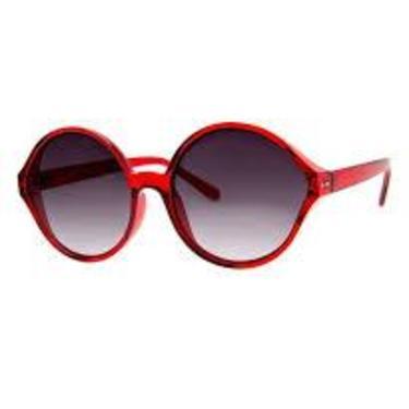 Maroon Last Dance Sunglasses