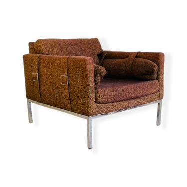 Mid-Century Modern Lounge Chair by Milo Baughman