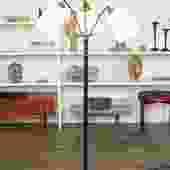 Modernist Three-Head Adjustable Floor Lamp