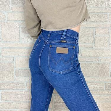 Wrangler Vintage Western Jeans / Size 28 29 by NoteworthyGarments