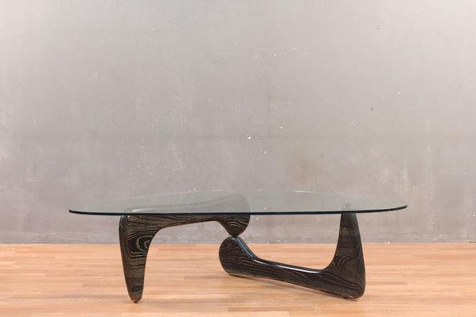 Mid Century Modern Noguchi-Style Coffee Table