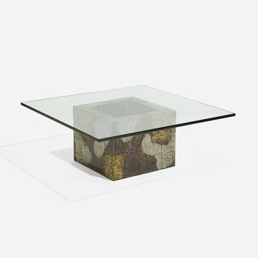 Coffee table, model PE 30 (Paul Evans)