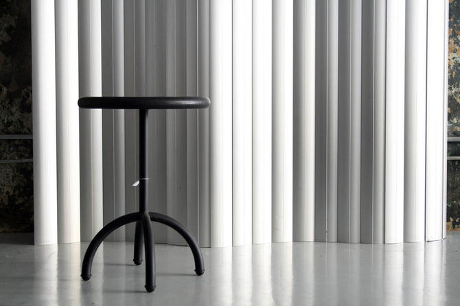 Post Modern Round Side Table